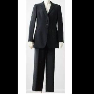 Armani Collezioni 💯 % authentic wool glitter suit